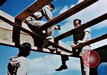 Image of Construction of Officer's Club at Alto Air Base Corsica France , 1944, second 36 stock footage video 65675051899