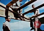 Image of Construction of Officer's Club at Alto Air Base Corsica France , 1944, second 44 stock footage video 65675051899