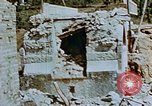 Image of Wartime destruction in port town, Italy Italy, 1944, second 38 stock footage video 65675051901