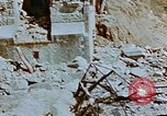 Image of Wartime destruction in port town, Italy Italy, 1944, second 39 stock footage video 65675051901