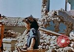 Image of Wartime destruction in port town, Italy Italy, 1944, second 47 stock footage video 65675051901