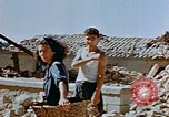 Image of Wartime destruction in port town, Italy Italy, 1944, second 49 stock footage video 65675051901