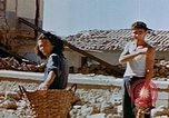 Image of Wartime destruction in port town, Italy Italy, 1944, second 50 stock footage video 65675051901