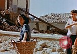 Image of Wartime destruction in port town, Italy Italy, 1944, second 51 stock footage video 65675051901