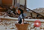 Image of Wartime destruction in port town, Italy Italy, 1944, second 52 stock footage video 65675051901