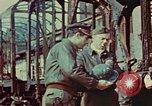 Image of American pilot Germany, 1945, second 10 stock footage video 65675051909