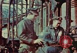 Image of American pilot Germany, 1945, second 16 stock footage video 65675051909