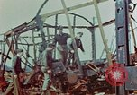 Image of American pilot Germany, 1945, second 30 stock footage video 65675051909