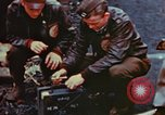 Image of American pilot Germany, 1945, second 58 stock footage video 65675051909