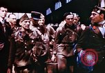 Image of liberated French prisoners Germany, 1945, second 15 stock footage video 65675051912
