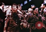 Image of liberated French prisoners Germany, 1945, second 16 stock footage video 65675051912