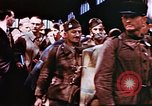 Image of liberated French prisoners Germany, 1945, second 18 stock footage video 65675051912