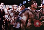 Image of liberated French prisoners Germany, 1945, second 19 stock footage video 65675051912