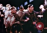 Image of liberated French prisoners Germany, 1945, second 23 stock footage video 65675051912
