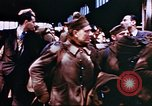 Image of liberated French prisoners Germany, 1945, second 24 stock footage video 65675051912