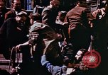 Image of liberated French prisoners Germany, 1945, second 46 stock footage video 65675051912