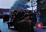 Image of liberated French prisoners Germany, 1945, second 57 stock footage video 65675051912