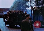 Image of liberated French prisoners Germany, 1945, second 58 stock footage video 65675051912