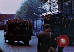Image of liberated French prisoners Germany, 1945, second 59 stock footage video 65675051912