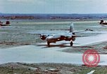 Image of aircraft B 26s Germany, 1945, second 15 stock footage video 65675051914