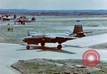 Image of aircraft B 26s Germany, 1945, second 20 stock footage video 65675051914