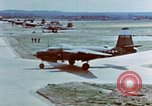 Image of aircraft B 26s Germany, 1945, second 21 stock footage video 65675051914