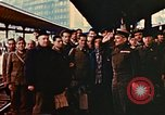 Image of liberated Frenchmen Germany, 1945, second 56 stock footage video 65675051915