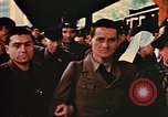 Image of liberated Frenchmen Germany, 1945, second 61 stock footage video 65675051915