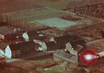 Image of barracks Germany, 1945, second 21 stock footage video 65675051922