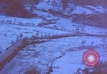 Image of snow covered valleys Korea, 1951, second 22 stock footage video 65675051926