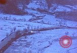 Image of snow covered valleys Korea, 1951, second 23 stock footage video 65675051926