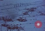 Image of snow covered valleys Korea, 1951, second 39 stock footage video 65675051926
