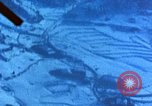 Image of snow covered land Korea, 1951, second 10 stock footage video 65675051928
