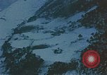 Image of snow covered area Korea, 1951, second 15 stock footage video 65675051937