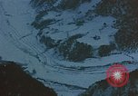Image of snow covered area Korea, 1951, second 25 stock footage video 65675051937