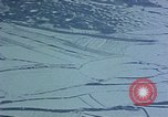 Image of snow covered area Korea, 1951, second 52 stock footage video 65675051938