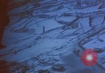Image of snow covered terrain Korea, 1951, second 18 stock footage video 65675051939