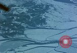 Image of snow covered area Korea, 1951, second 56 stock footage video 65675051941