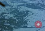 Image of snow covered area Korea, 1951, second 57 stock footage video 65675051941