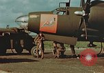 Image of aircraft B 26s Germany, 1945, second 42 stock footage video 65675051948