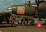 Image of aircraft B 26s Germany, 1945, second 43 stock footage video 65675051948