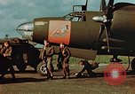 Image of aircraft B 26s Germany, 1945, second 45 stock footage video 65675051948