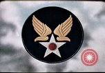 Image of airmen Corsica France Alto Air Base, 1944, second 8 stock footage video 65675051966