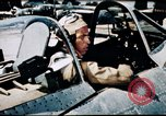Image of airmen Corsica France Alto Air Base, 1944, second 37 stock footage video 65675051966