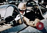 Image of airmen Corsica France Alto Air Base, 1944, second 39 stock footage video 65675051966
