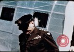 Image of General Ira C Eaker Corsica France Alto Air Base, 1944, second 56 stock footage video 65675051967