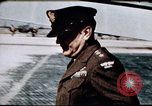 Image of General Ira C Eaker Corsica France Alto Air Base, 1944, second 60 stock footage video 65675051967
