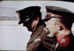 Image of General Ira C Eaker Corsica France Alto Air Base, 1944, second 61 stock footage video 65675051967