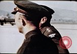 Image of General Ira C Eaker Corsica France Alto Air Base, 1944, second 62 stock footage video 65675051967