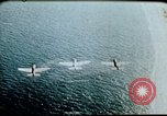 Image of P 47 aircraft Corsica, 1944, second 25 stock footage video 65675051969